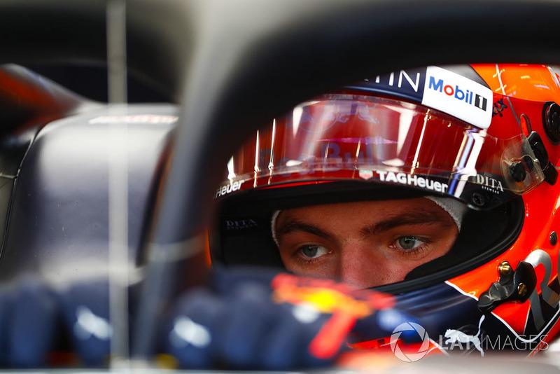 5 місце — Макс Ферстаппен, Red Bull — 221