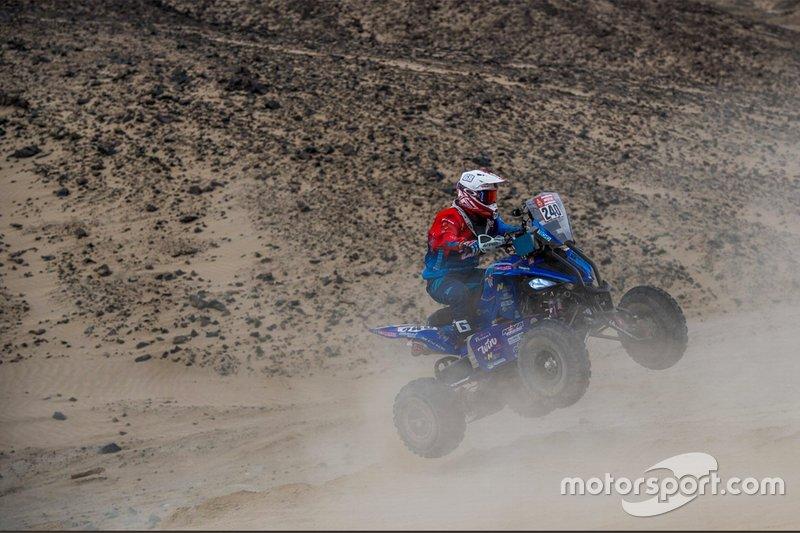 #240 Drag'on Rally Team Yamaha: Nicolas Cavigliasso