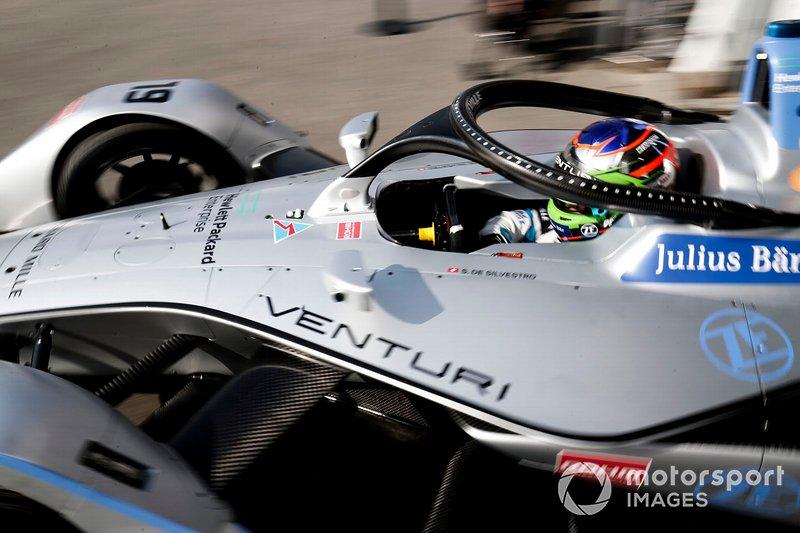 Сімона де Сільвестро, Venturi Formula E, Venturi VFE05