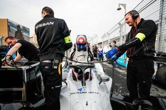 Sébastien Buemi, Nissan e.Dams, Nissan IMO1 arrive sur la grille
