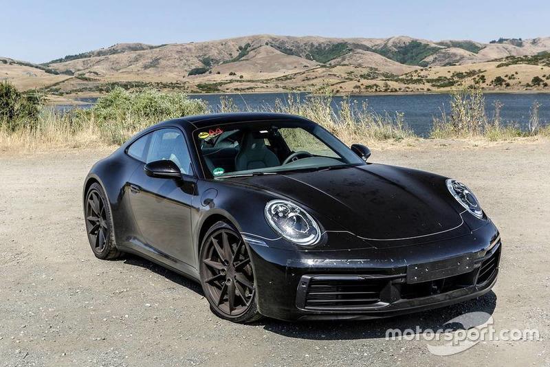 Porsche 911 Carrera S прототип для 2020 року