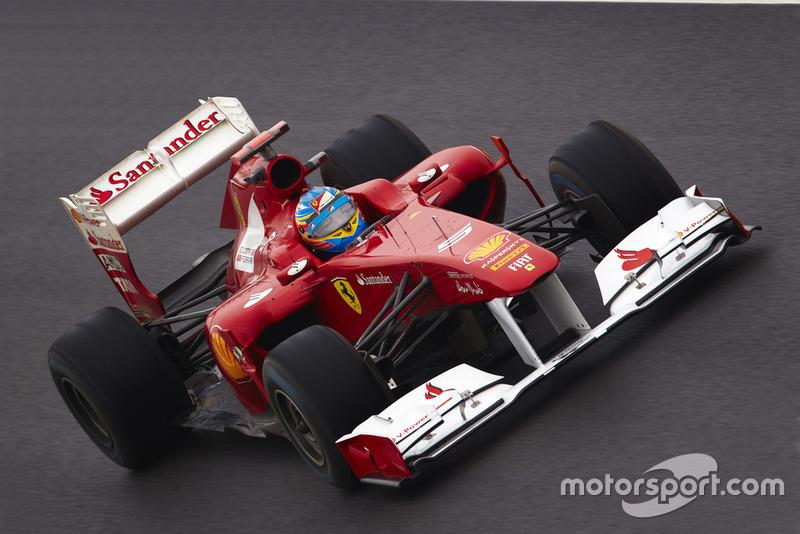 2011: Ferrari 150° Italia