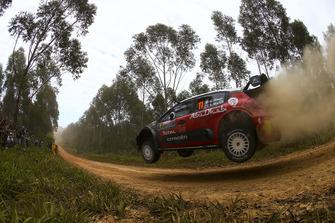 Крейг Брін, Скотт Мартін, Citroën C3 WRC Citroën World Rally Team