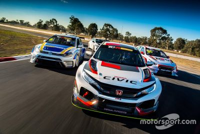 TCR Australia: Winton Mayıs testi