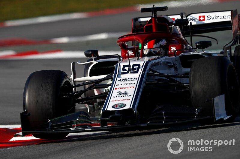 Антоніо Джовінацці, Alfa Romeo Racing C38