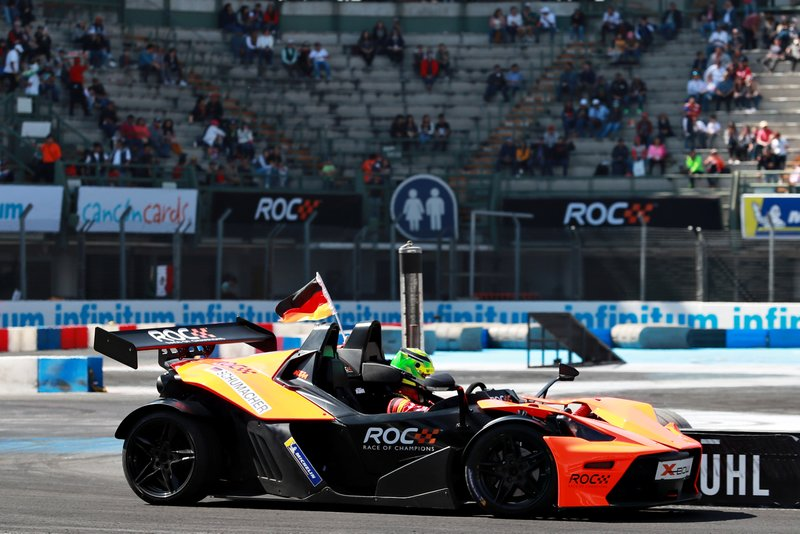Mick Schumacher, KTM X-Bow Comp R
