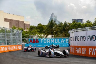 Edoardo Mortara, Venturi Formula E, Venturi VFE05, Robin Frijns, Envision Virgin Racing, Audi e-tron FE05, Stoffel Vandoorne, HWA Racelab, VFE-05
