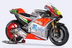 Die Aprilia RS-GP 2016
