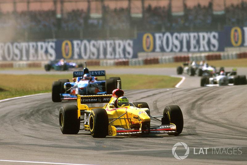 8. Ральф Шумахер – третье место на Гран При Аргентины 1997 года