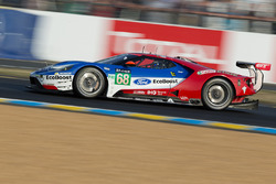 #68 Ford Chip Ganassi Racing Ford GT: Joey Hand, Dirk Müller, Tony Kanaan