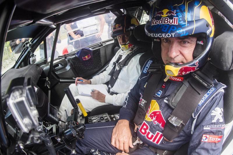 Carlos Sainz, Luis Moya, Peugeot 208