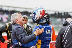 Ganador de la carrera Nicholas Latifi, DAMS