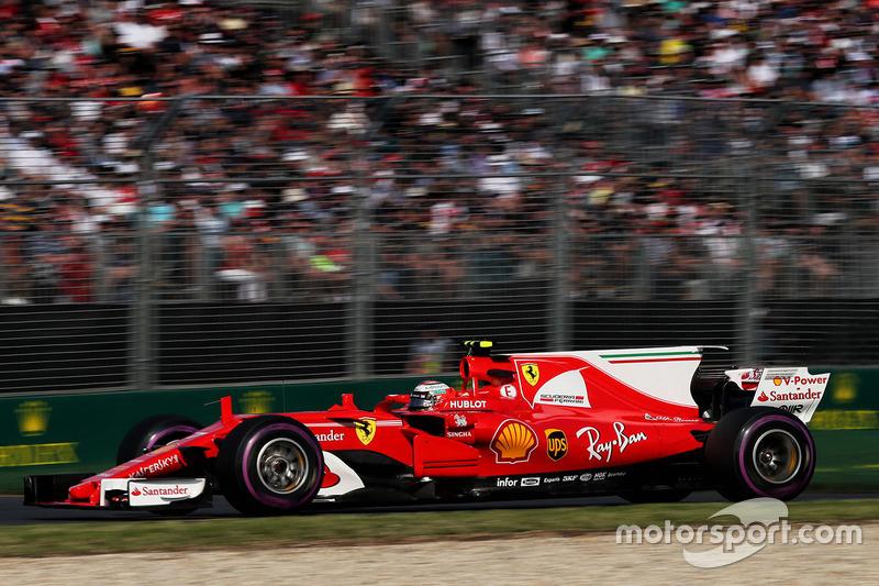 4. Кими Райкконен (Ferrari)