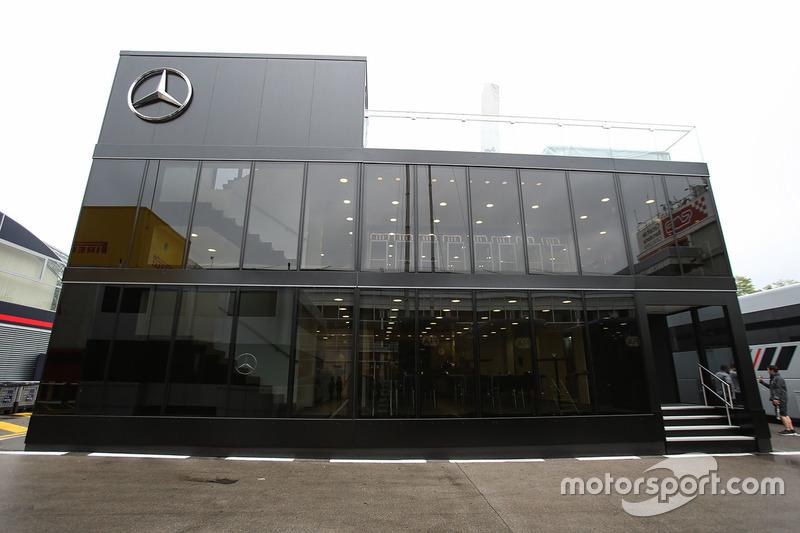 Моторхоум Mercedes