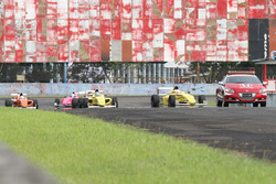 Safety Car di Race 2