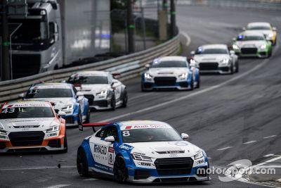 Audi TT: Norisring