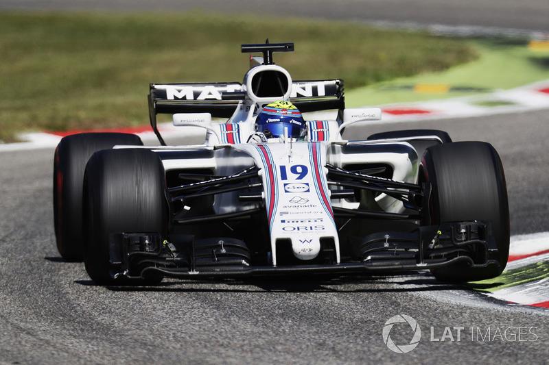 Massa terminou em oitavo, colado em seu companheiro de equipe, que foi o sétimo.