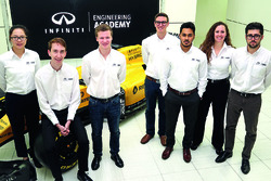 Переможці 2016 INFINITI Engineering Academy