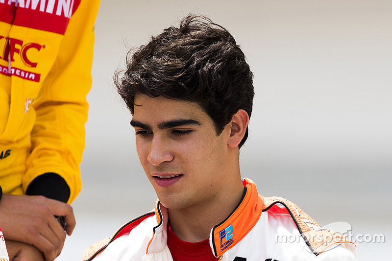 Sergio Sette Camara, MP Motorsport