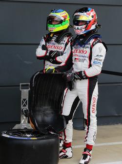 Resultado de imagen para Toyota Gazoo Racing wec lopez