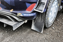 Ford Fiesta WRC M-Sport detail