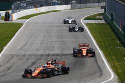 Фернандо Алонсо, Стоффель Вандорн, McLaren MCL32
