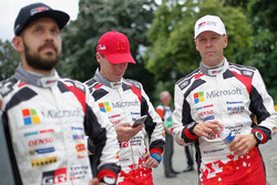 Кай Ліндстрьом, Toyota Racing
