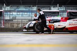 #7 Toyota Gazoo Racing Toyota TS050 Hybrid