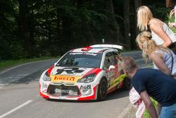 Greg Hotz, Pietro Ravasi, Citroën DS3 R5, D-MAX Swiss, Lugano Racing Team