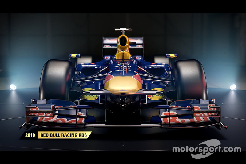 2010 Red Bull Racing RB6