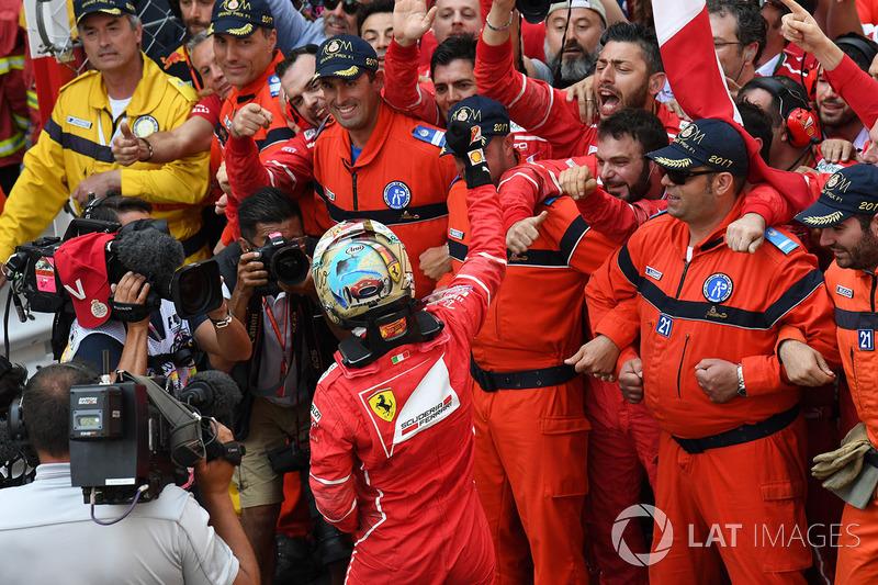 118. 2017: Гран Прі Монако