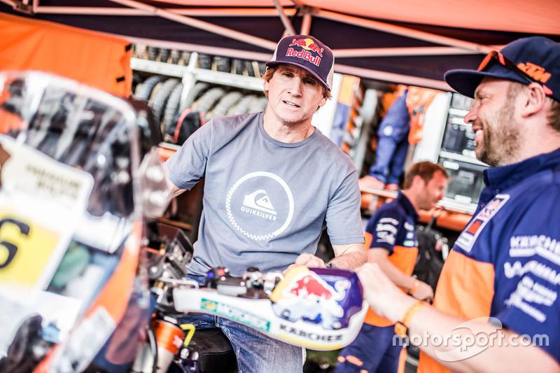 Robby Naish, Alex Doringer, Red Bull KTM Factory Racing