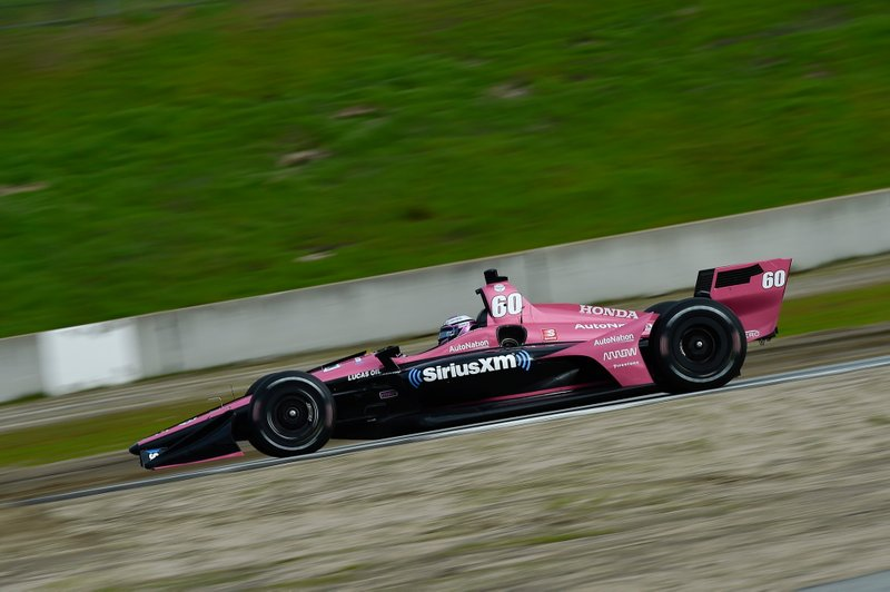 Jack Harvey, Meyer Shank Racing/Schmidt Peterson Motorsports Honda