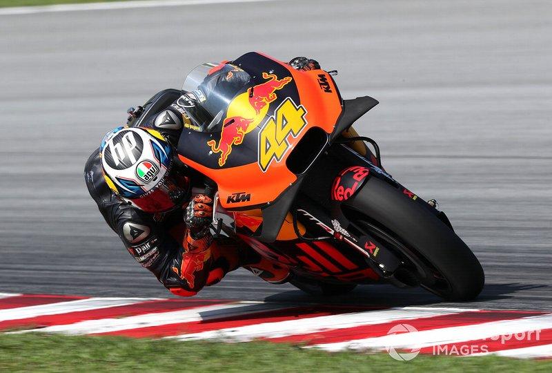 #44 Pol Espargaro (Spanien) – KTM RC16 (Jahrgang 2019)