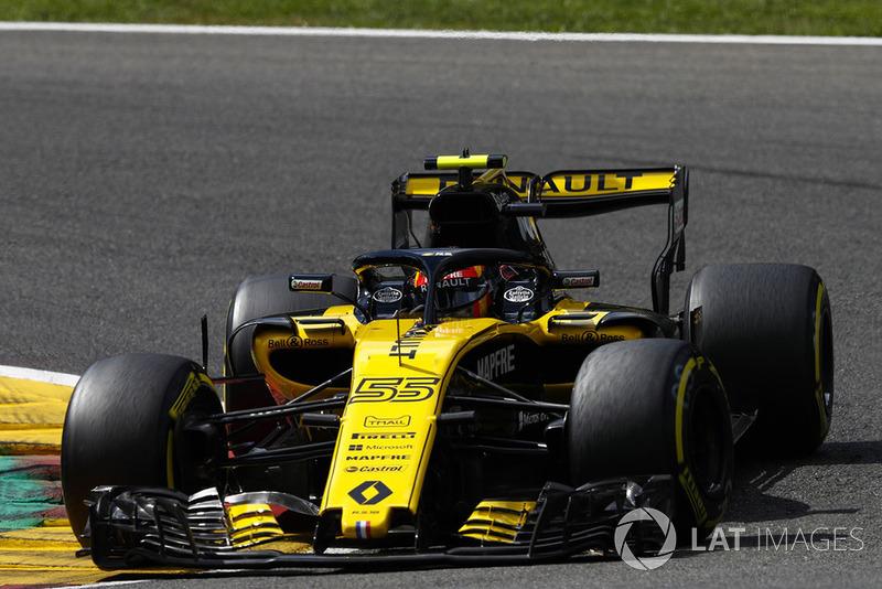12 місце — Карлос Сайнс, Renault — 48
