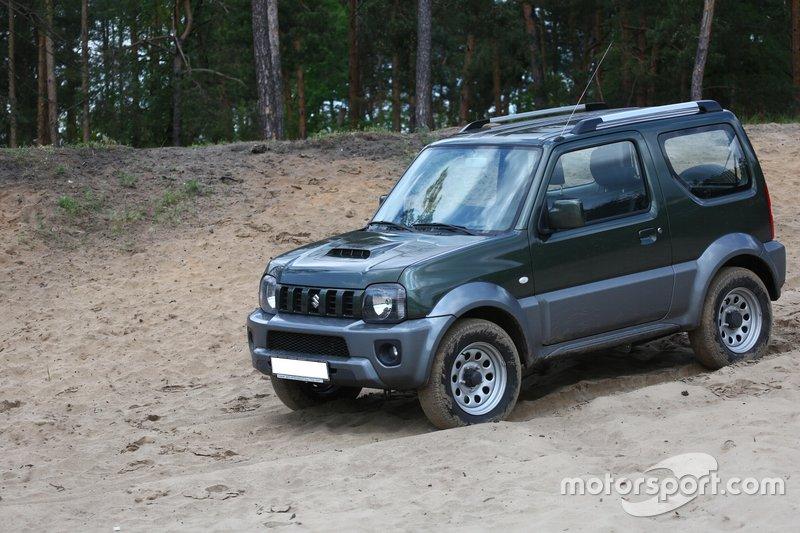 Suzuki Presentación