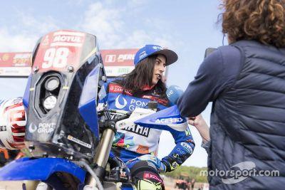 Sara Garcia, Yamaha tanıtımı