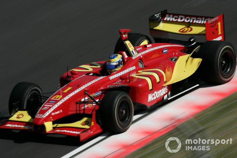 Sébastien Bourdais, Newman Haas Lanigan Racing