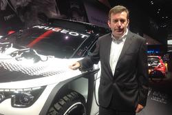 Bruno Famin, direttore Peugeot Motorsport