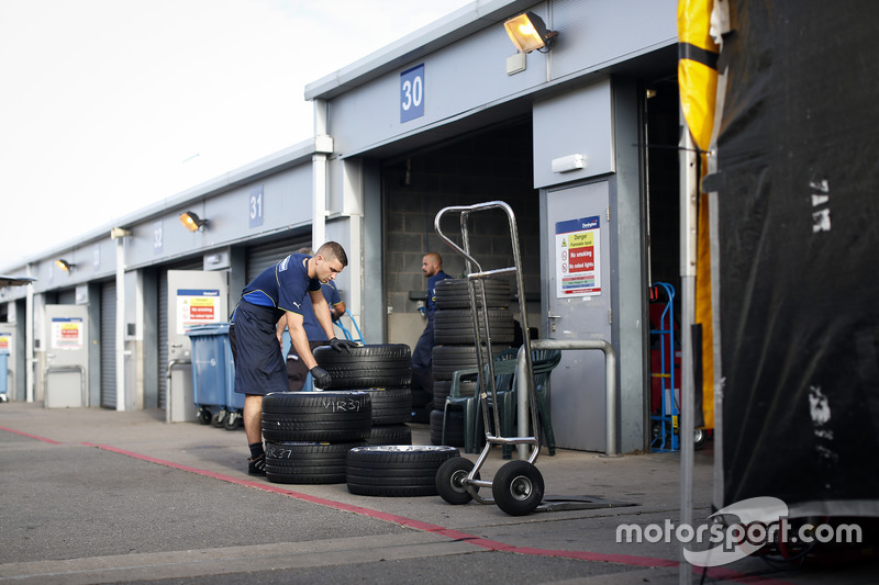 Michelin tyres