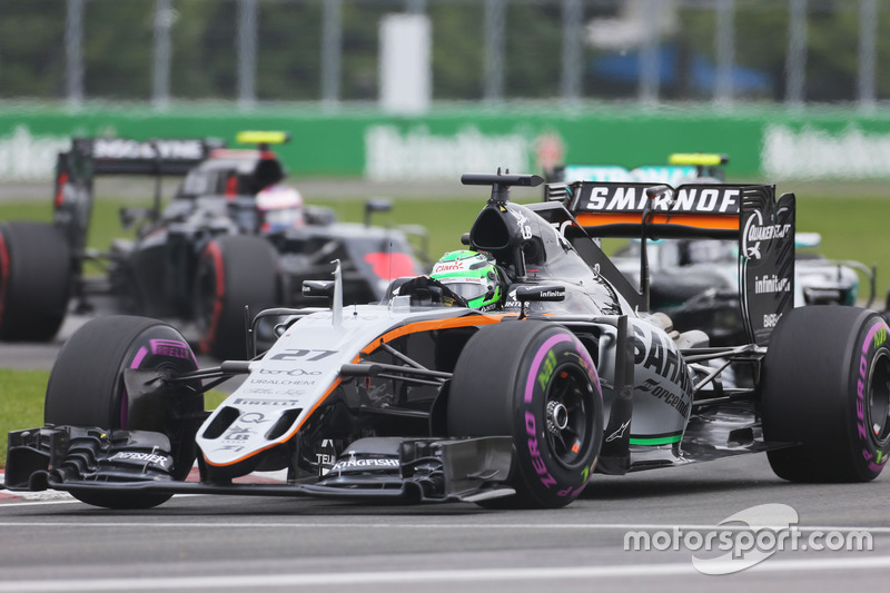 Ніко Хюлькенберг, Sahara Force India F1 VJM09