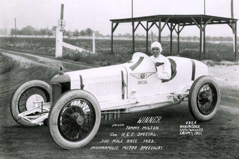 1923: Tommy Milton