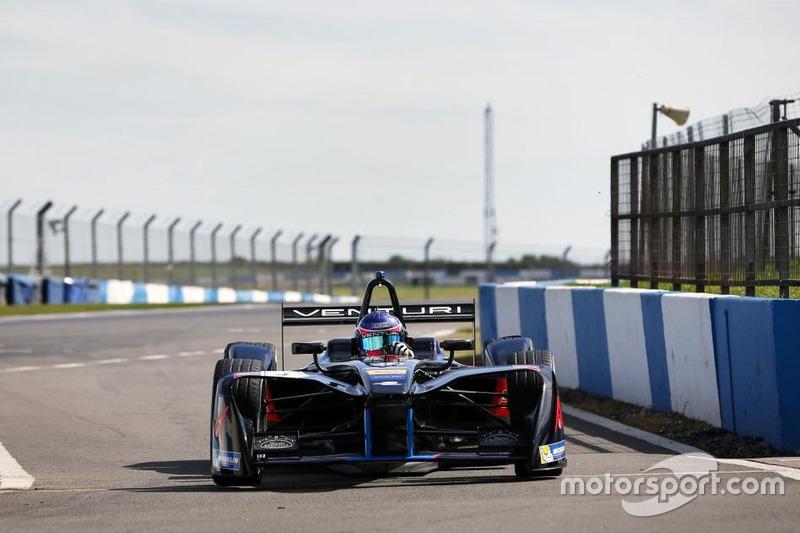 Stephane Sarrazin, Venturi Formula E
