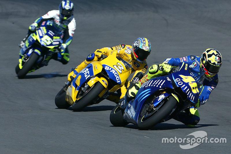 Welkom 2004: Sieg beim 1. Start für Yamaha