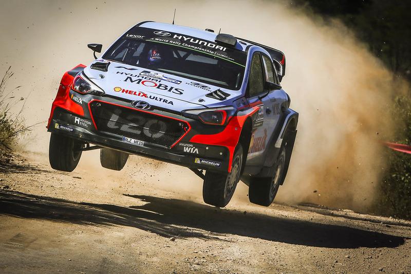 4. Thierry Neuville, Nicolas Gilsoul, Hyundai i20 WRC, Hyundai Motorsport