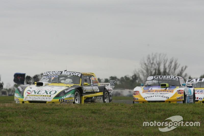 Omar Martinez, Martinez Competicion Ford, Josito Di Palma, Sprint Racing Torino