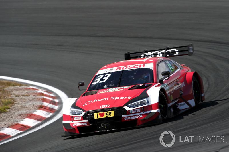 03. René Rast, Audi Sport Team Rosberg, Audi RS 5 DTM