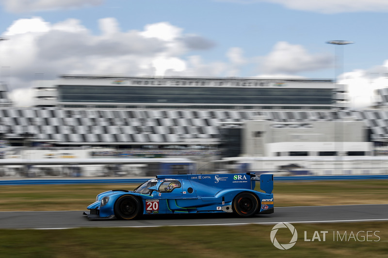 #20 BAR1 Motorsports Multimatic/Riley: Don Yount, Tomy Drissi