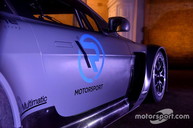 R-Motorsport Aston Martin Vantage GT3 lansmanı