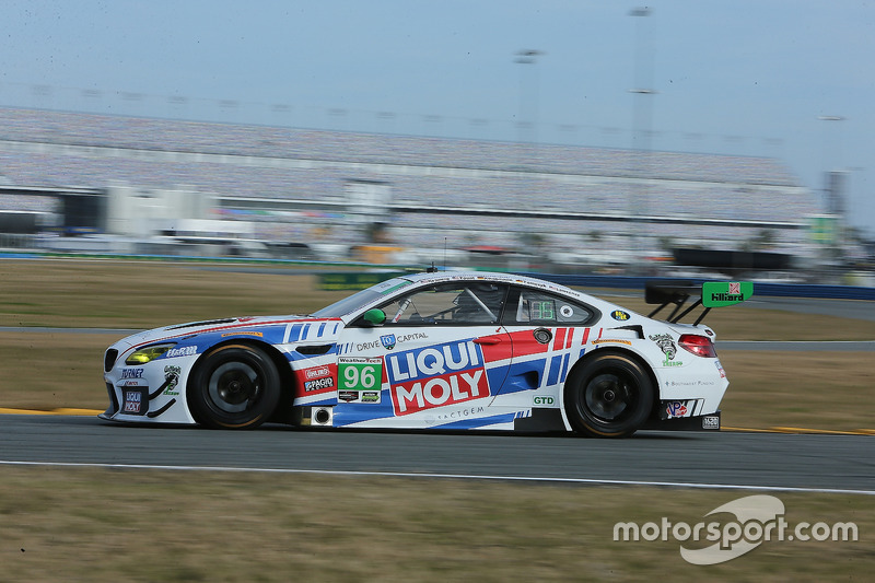 38.- #96 Turner Motorsport BMW M6 GT3, GTD: Jens Klingmann, Martin Tomczyk, Mark Kvamme, Don Yount, Cameron Lawrence